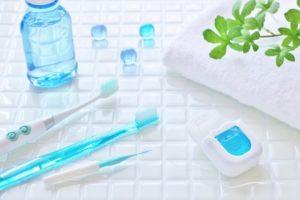 歯磨き粉の選択