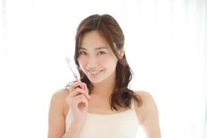 大人の歯磨き