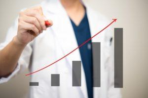 医科で働く歯科衛生士は増える
