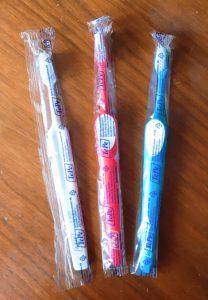 テペ 歯ブラシ